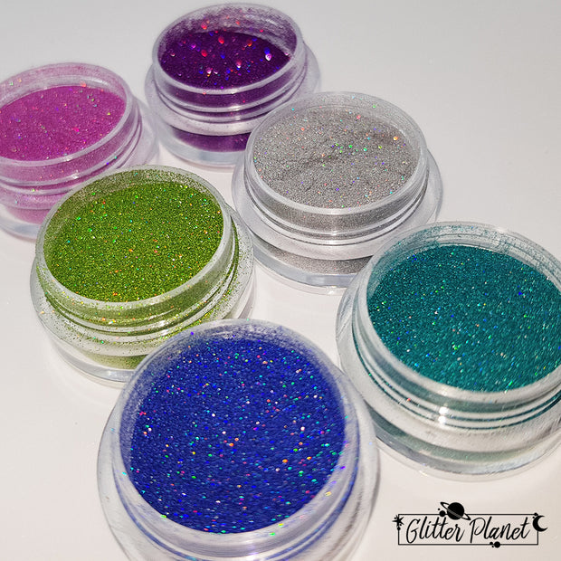 Glitz & Glam Collection - LUST - Glitter Planet