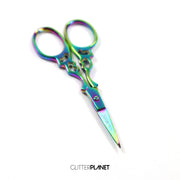 Outer Space GOTHIC Nail Scissors
