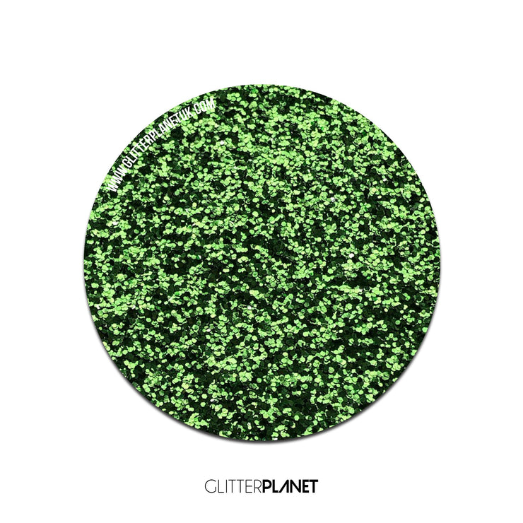 Green Grass Biodegradable Glitter