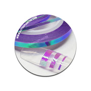 Iridescent lilac Striping Tape - 3pcs