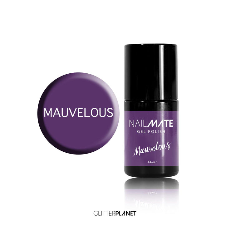 Mauvelous - Gel Polish 14ml