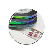 Iridescent Milk Grey Striping Tape - 3pcs