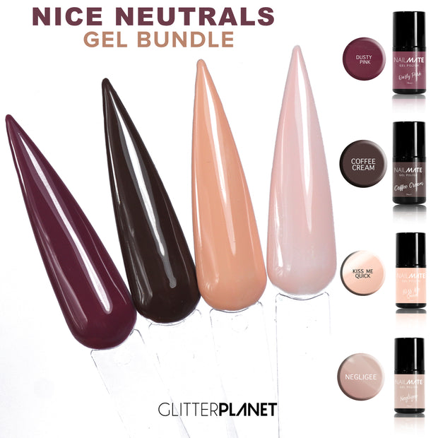 Nice Neutrals Gel Bundle