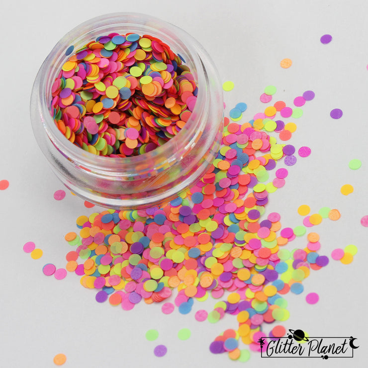 Party Popper - Glitter Planet