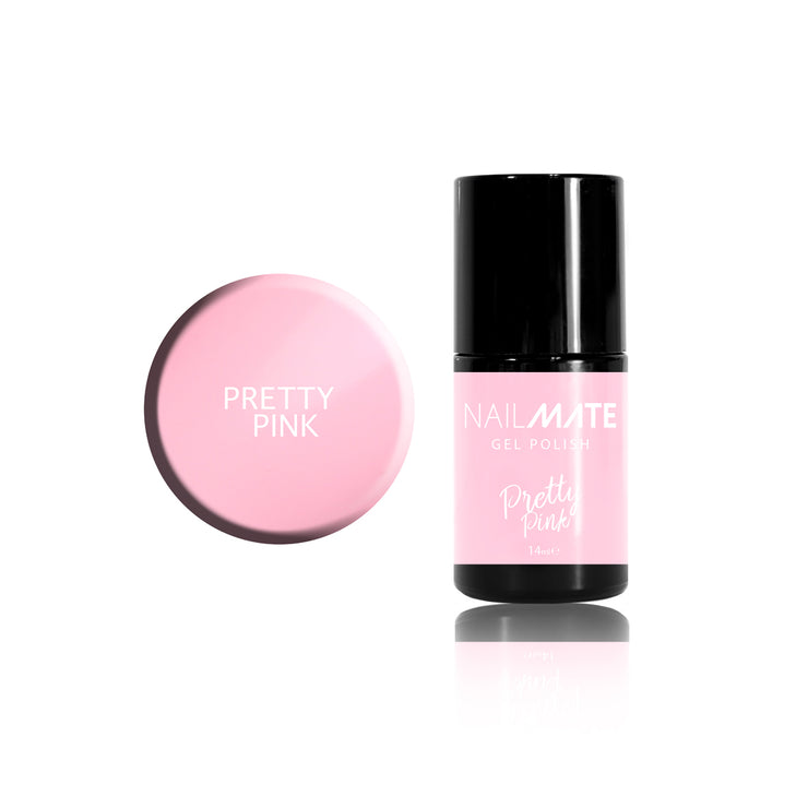 Pretty Pink - Gel Polish 14ml
