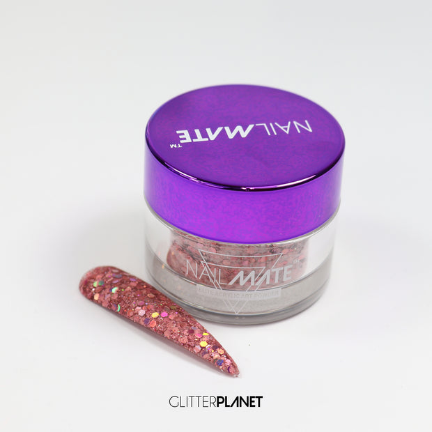 Whirl - Nail Mate™  Elite Acrylic pre mixed Glitter