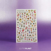 Cherub Nail Art Stickers