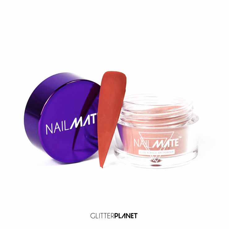 Cinnamon - Nail Mate Elite Acrylic Art Powder Forest Floor
