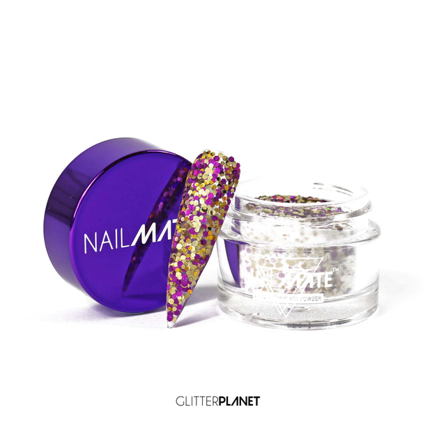 Fantasy - Nail Mate™  Elite Acrylic pre mixed Glitter