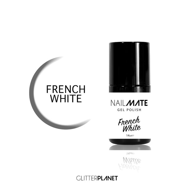 French White - Gel Polish 14ml