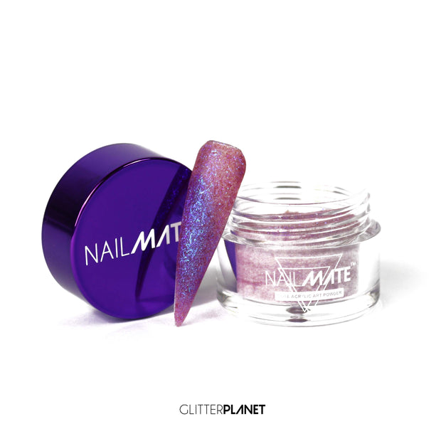 Grape Soda - Nail Mate Elite Acrylic Art Powder Sugar Rush