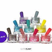 Metallic Collection - Nail Mate™  Elite Acrylic colour set