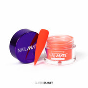 Neon Orange - Nail Mate™  Elite Acrylic colour 10g-28g