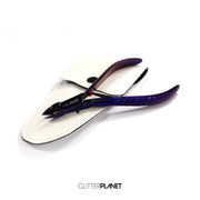 Purple Plasma Design Cuticle nippers
