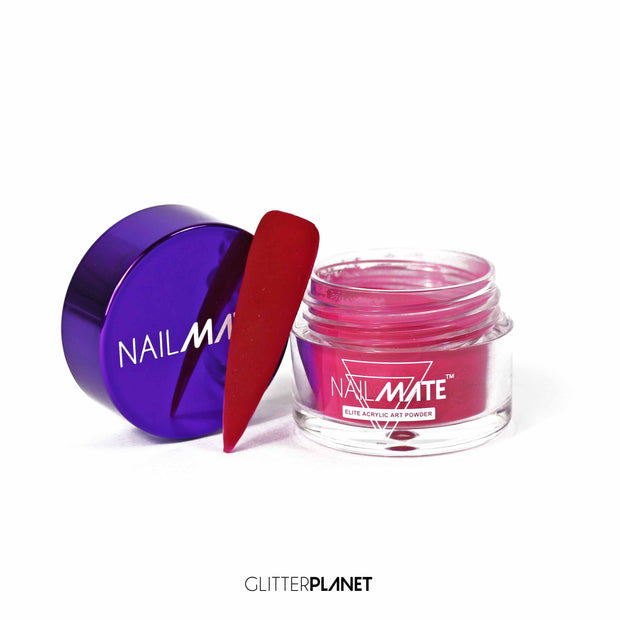 Red Velvet - Nail Mate™  Elite Acrylic colour