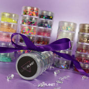 30 Glitters 'Packed & Stacked' pot collection