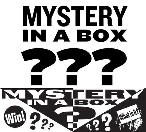 Mystery In A Box??