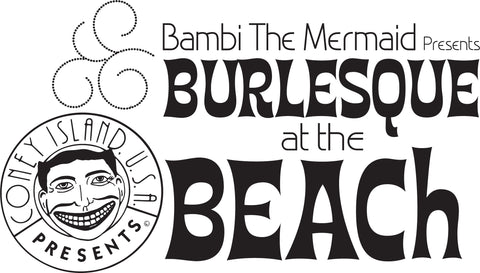 Burlesque at the Beach