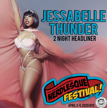 The 6th International Nerdlesque Festival