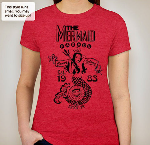 T-Shirt - Parade 2017 T-Shirt - Women