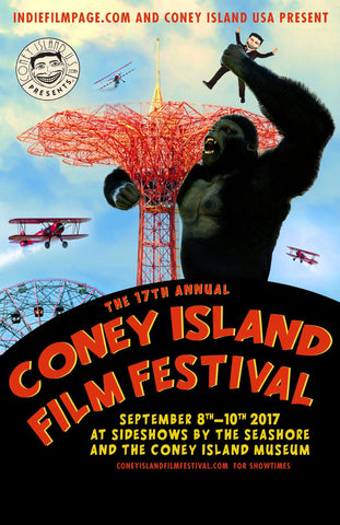 Opening Night Party - 2017 Coney Island Film Festival