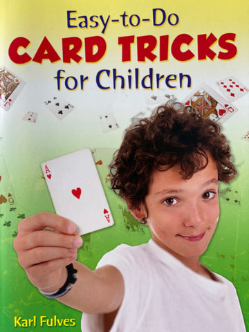Magic Book - Easy to do Card Tricks