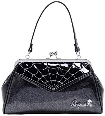 Purse - Spiderweb