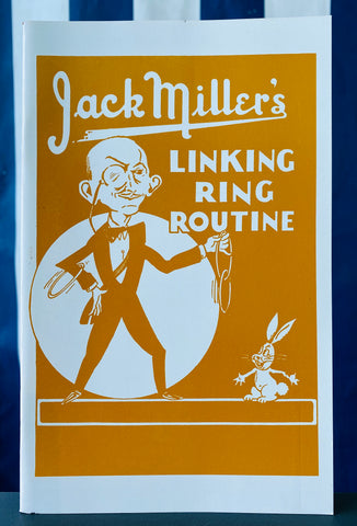 Magic Book - Jack Millers Linking Rings