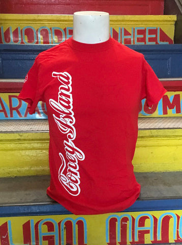 T-Shirt - Coney Island Cola - Men