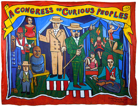Magnet - Congress Curious People