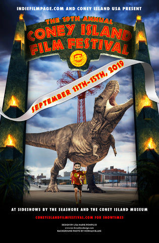 Sunday Screening Pass - 2019 Coney Island Film Festival