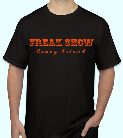T-Shirt - Freak Show Men