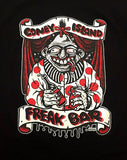 T-Shirt - Freak Bar - Women -  Black