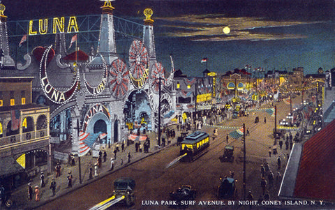 Magnet - Luna Park Night