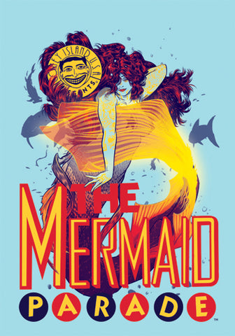 2016 Mermaid Parade Women's T-shirt