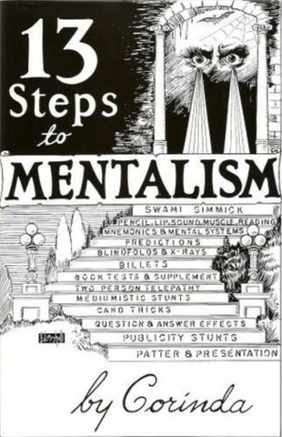 Magic Book - 13 Steps to Mentalism