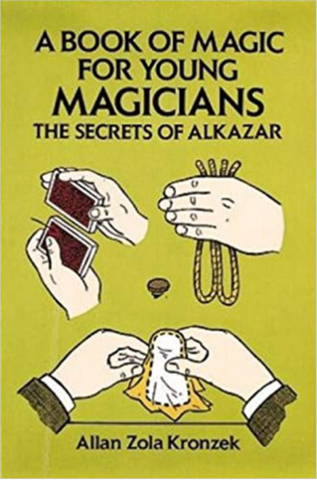 Magic Book - A book of magic for young magicians