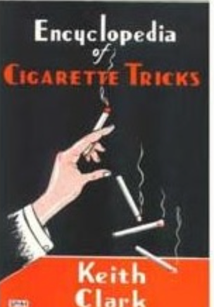 Magic Book - Encyclopedia of Cigarette Tricks