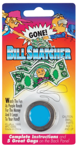 Magic - Bill Snatcher