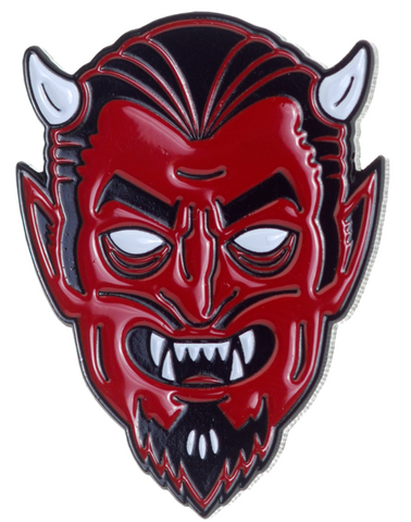 Enamel Pin - Devil