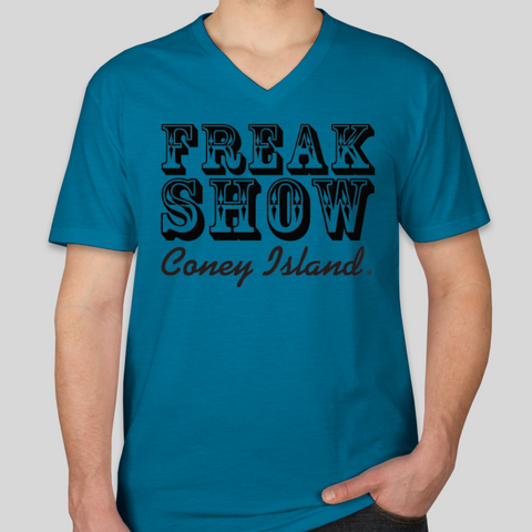 T-Shirt - Freak Show - Unisex