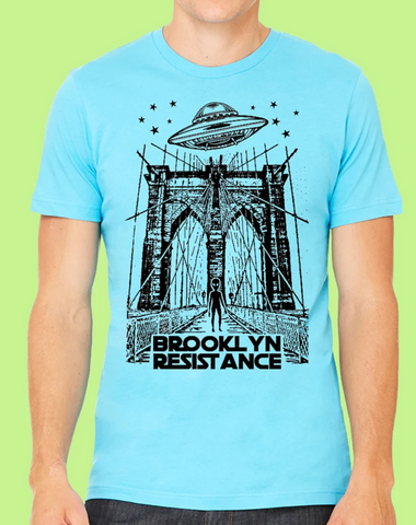 T-Shirt - Brooklyn Resistance - Unisex