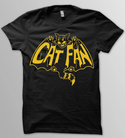T-Shirt - Cat Fan - Unisex