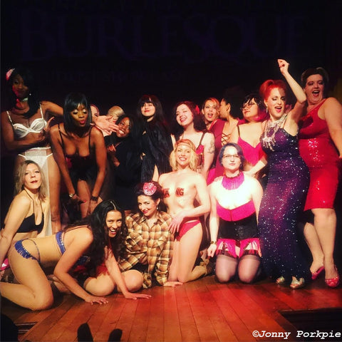Burlesque Master Class 2018 - Sold Out!
