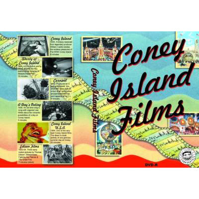 DVD - Coney Island Films