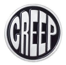 Enamel Pin - Creep
