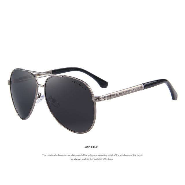 MERRY'S Classic  Luxury Sunglasses - Vici Tempus