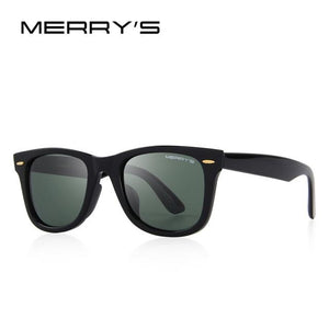 MERRY'S Classic Retro Polarized Sunglasses - Vici Tempus
