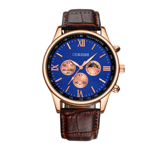 Luxury Stainless Steel Wrist Watch - Vici Tempus