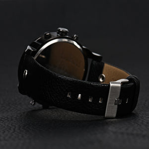VICI Luxury Leather Wristwatch - Vici Tempus